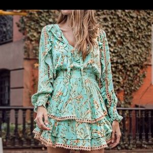 NWT Spell & The gypsy Collective Maisie playdress
